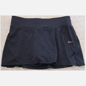 Nike Dri-Fit Running/ Tennis Skirt - Black, gold